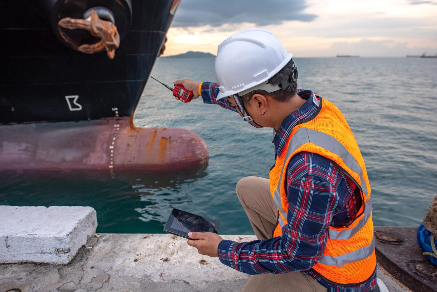 Prepurchase Inspection Vessel